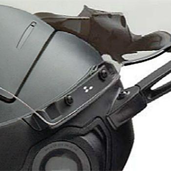 Service-Ausrüstung für Ultra-Tourer-Windschild
