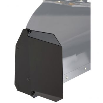 Seitenstopper für Alpine Hochleistungsräumschild – rechts