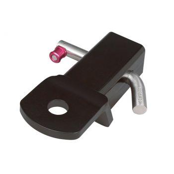 Deichsel für Anhängevorrichtung vorne und hinten – Europäische Version (50 mm-Kugelkopf)