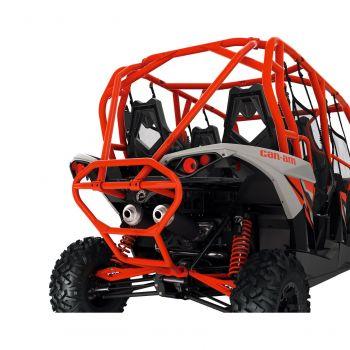 Lonestar Racing Rahmenverstärkung hinten