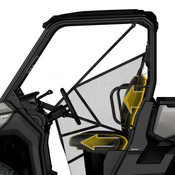 Verstellbarer Fahrersitz