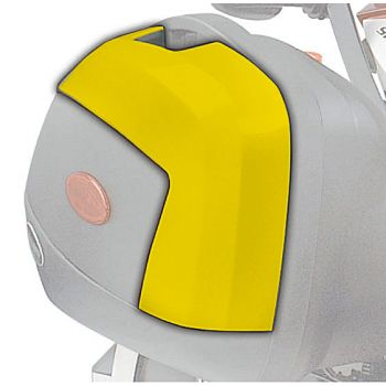 Abdeckung für Hartschalen-Satteltaschensatz R-35