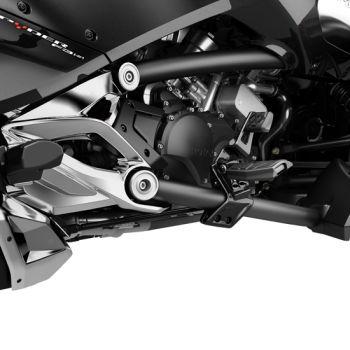 Brems- und Schalthebelgestänge +1 · Position 4