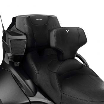 Verstellbare Fahrer-Rückenlehne für Komfortsitz