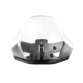 Verstellbarer Sport-Windabweiser - Transluzent