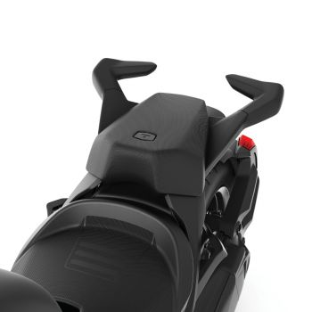Beifahrersitz - Schwarz