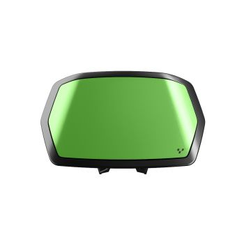 Aufkleber für Instrumentenspoiler - Supersonic Green