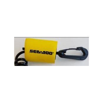 Schwimmfähige D.E.S.S.™ Sicherheitsleine, Standard - Gelb
