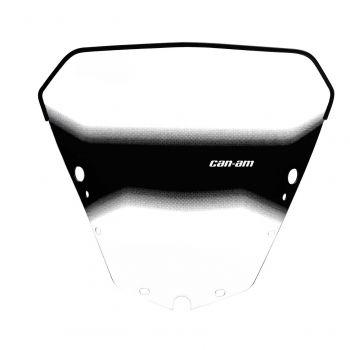 Niedriger Windabweiser für Deluxe-Frontverkleidung