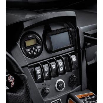 Radio-/GPS-Konsolenadapter