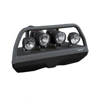 Leuchtenträger für Überrollvorrichtung oder Dächer