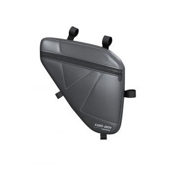 Gepolstertes Staufach für Aluminium-Sporttüren – vorne