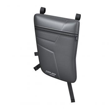 Gepolstertes Staufach für Aluminium-Sporttüren – hinten