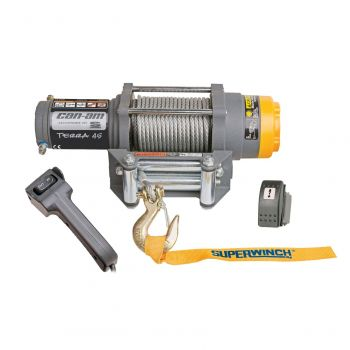 Can-Am Terra 45 Seilwinde von SuperWinch