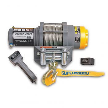 Can-Am Terra 25 Seilwinde von SuperWinch†