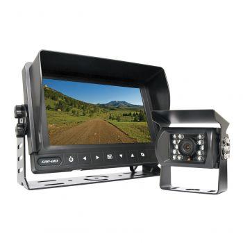 Rückfahrkamera und Display