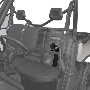 Umrüstsatz hochgesetzter CVT-Lufteinlass