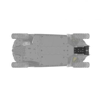 Unterbodenschutz vorne aus PE-HMW