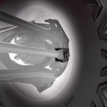 Kastenförmige Lonestar Racing Eckbleche für äußere Stangenverbindungen