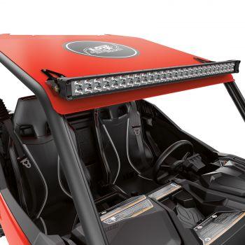Lonestar Racing Halterungen für doppelte 99cm-LED-Leuchtenleiste