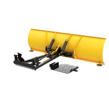 Can-Am ProMount Stahlräumschild-Set – 152-cm-SCHILD (gelb)