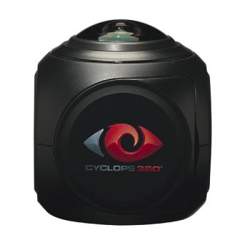 CYCLOPS 360° Panorama-HD-Videokamera